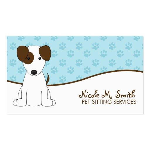 Pet care business cards zazzle for Pet care business cards