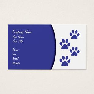 Pet care business cards 1700 pet care business card templates pet care business cards colourmoves