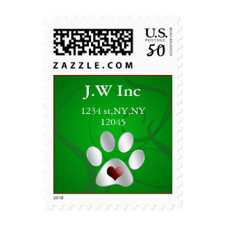 pet care Business Postage