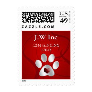 pet care Business Postage