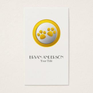 Pet Care Veterinarian Business Card