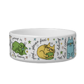 Pet CAT Bowl Medium