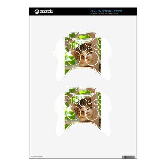 PET CAT XBOX 360 CONTROLLER DECAL