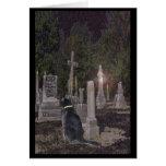 Pet Cemetery Card