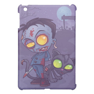 Pet Cemetery Cover For The iPad Mini