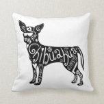 Pet Chihuahua Dog Pillow