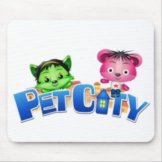 Pet City mouse pad