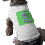 [Crown] keep calm and eat cake  Pet Clothing