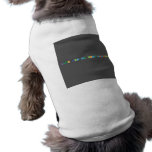 Keep calm and love mitchell  Pet Clothing