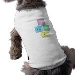 I LUV U  Pet Clothing