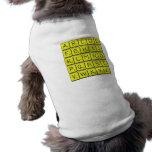 ABCDE FGHIJ KLMNO PQRST VWXYZ  Pet Clothing
