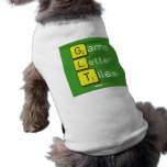 Game Letter Tiles  Pet Clothing