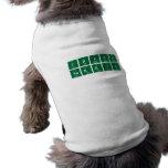 Chuck Norris  Pet Clothing