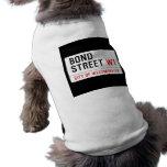 Bond Street  Pet Clothing