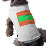 Capri Mickens  Swagg Street  Pet Clothing
