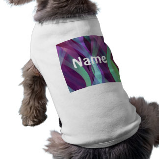 Pet Clothing Abstract Background
