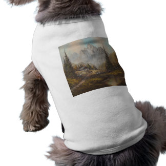 Pet Clothing Ann Hayes Painting Bavarian Dream