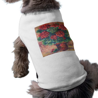 Pet Clothing Ann Hayes Painting Red Beauty