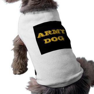 Pet Clothing Army Dog