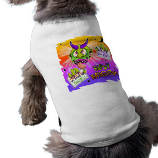 Pet Clothing - HALLOWEEN BOOGEYMAN MONSTER
