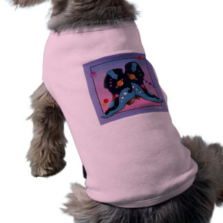 Pet Clothing - Midnight Cowboy Boots