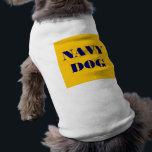 "Pet Clothing Navy Dog<br><div class=""desc"">Pet Clothing Navy Dog</div>"
