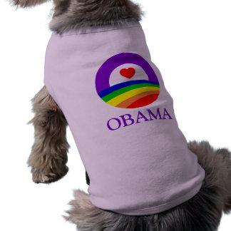 Pet Clothing  - Obama Pride