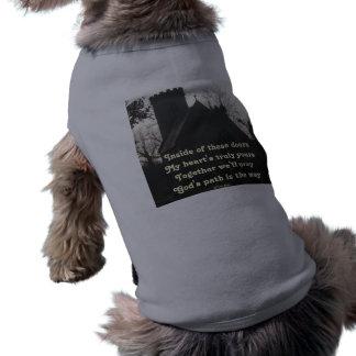 Pet Clothing Poem Ode Pray By Ladee Basset