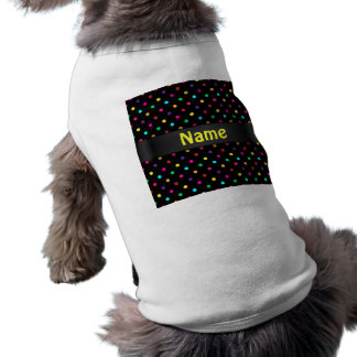 Pet Clothing Polka Dots