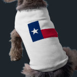 """Pet Clothing with Flag of Texas, USA<br><div class=""""desc"""">Awesome pet clothing with Texas,  Flag of United States of America.</div>"""