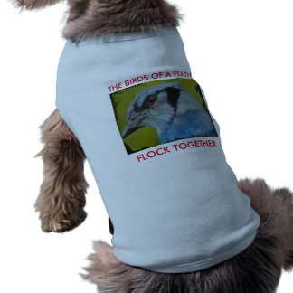 Pet Collection - Blue Jay Shirt for Dogs
