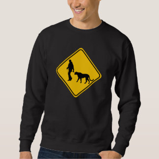 Pet Cougar Crossing Sweatshirt