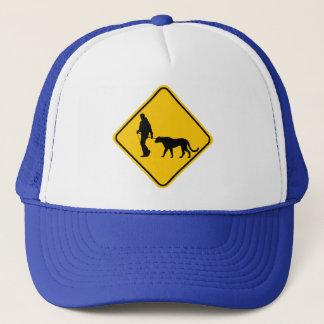 Pet Cougar Crossing Trucker Hat