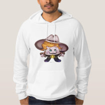 PET COWBOY  CALIFORNIA HOODIE SWEATSHIRT