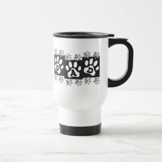 Pet Dad 15 Oz Stainless Steel Travel Mug