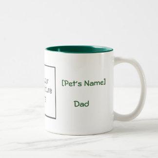 Pet Dad Large Mug