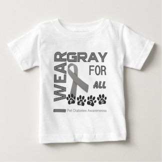 Pet Diabetes Awareness Sweatshirt and Awareness T