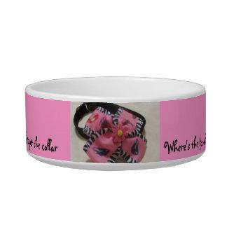 Pet Dinnerware- Customized Bowl-Dog Bowl