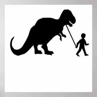 Pet Dinosaur Print