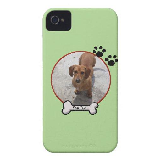 Pet Dog Blackberry Case