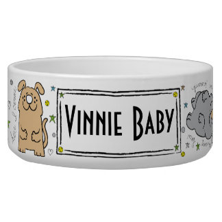 Pet DOG Bowl Large