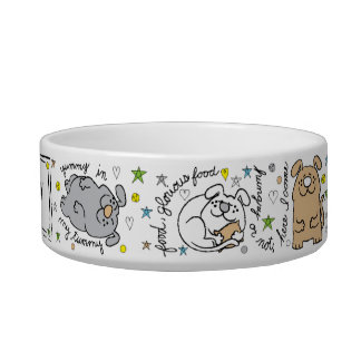 Pet DOG Bowl Medium
