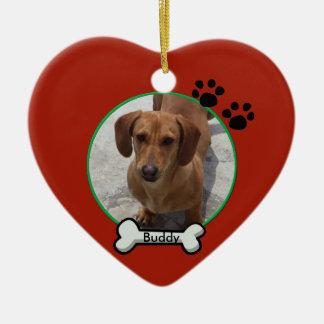Pet Dog Ornament