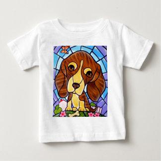 Pet Dog Painting Art - Multi Infant T-shirt