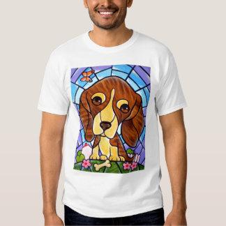 Pet Dog Painting Art - Multi T Shirt