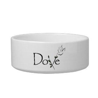 Pet Dove Bowl