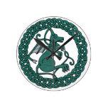 Pet Dragon clock