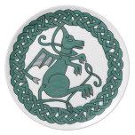 Pet Dragon plate