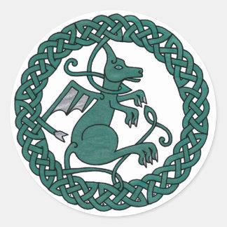 Pet Dragon stickers