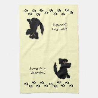Pet Groomer Doggie Towel